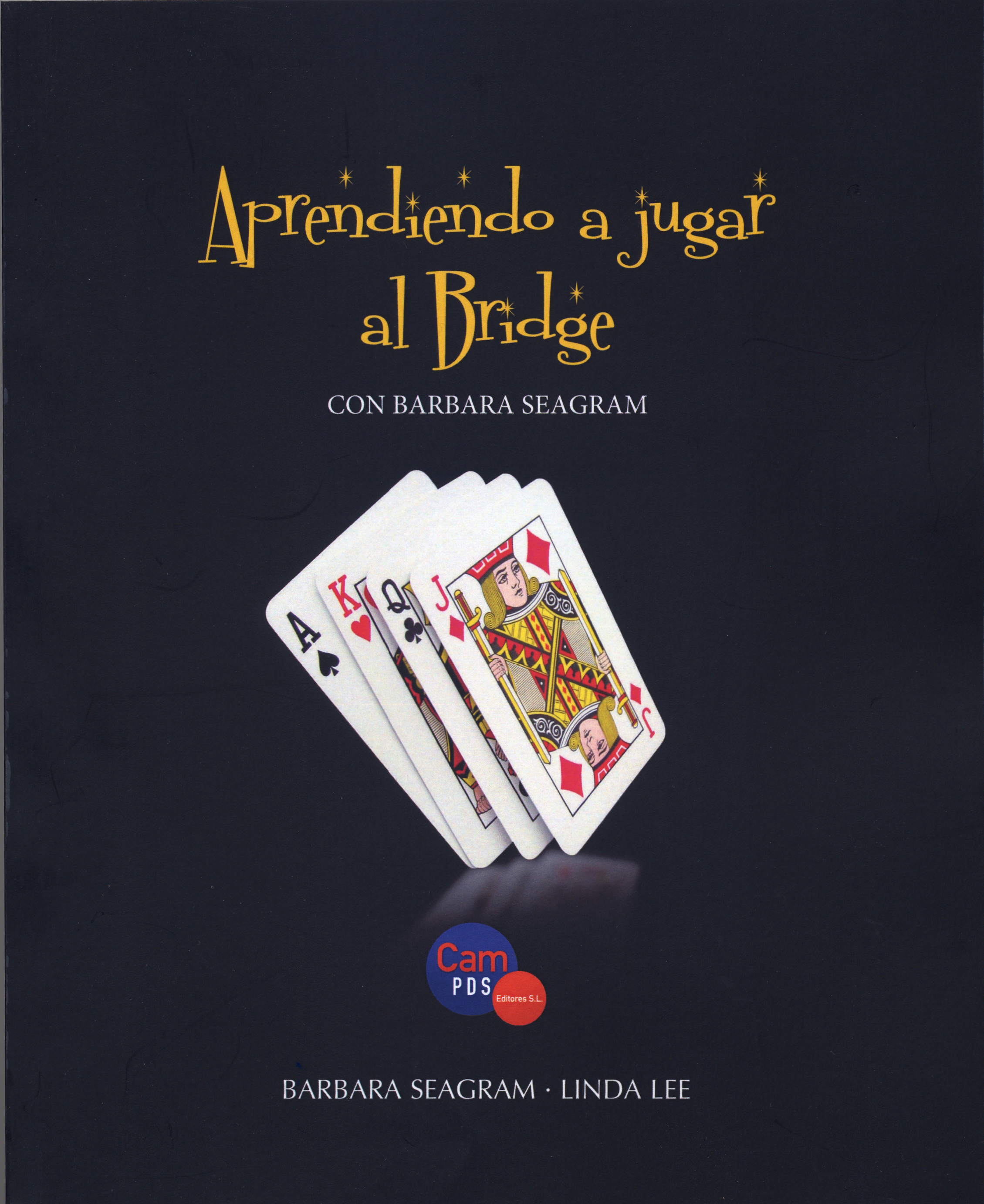 Spanish language cover for Beginning Bridge