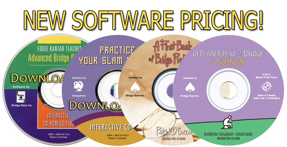 New Software Pricing