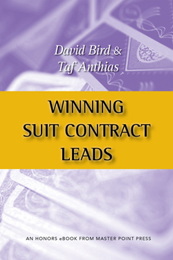 Winning Suit Contract Leads by David Brid and Taf Anthias