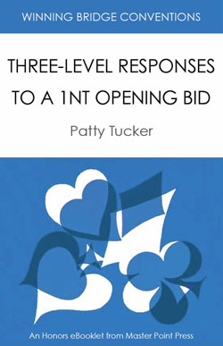 three level responses to a 1nt opening bid usd